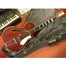 chitarra semiacustica Piretti archtop liuteria 1960 made in bologna