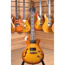 PRS Paul Reed Smith S2 Singlecut Semi-Hollow Violin Amber Burst