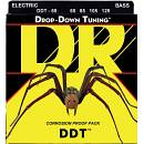 DR STRINGS DROP-DOWN TUNING DDT-65 MUTA BASSO 4 CORDE 65-125 SPEDITO GRATIS!
