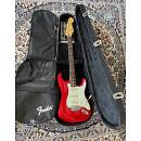 Squier Candy Red Classic Vibe '60s Stratocaster 2010