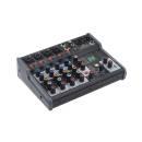 Soundsation Miomix 404fx - Mixer Audio Professionale 8-canali Con Multi-effetto Digitale A 24-bit