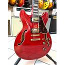 IBANEZ ARTCORE AS93 TRANSPARENT CHERRY RED