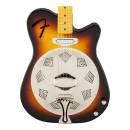 Fender Reso-Tele chitarra resofonica elettrificata 2-Tone Sunburst 0955010000