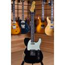 Fender Custom Shop Telecaster '63 Rosewood Fingerboard Heavy Relic Black