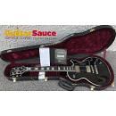 Gibson Custom Shop Les Paul Custom 1968 Authentic VOS Ebony 2010 Killer Sound Used Great Condition