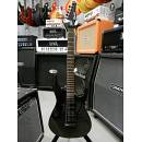 Crafter Guitars CROWN DX METALLIC BLACK MADE IN KOREA - CON FLOYD ROSE ORIGINAL