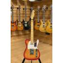 Fender American ULTRA Telecaster Maple Plasma Red Burst