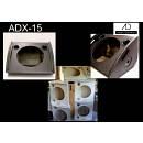 """Audio definition P.A. """"ADX-15"""""""