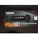 Shure PGA 181 Microfono Strumento e Voce Condensatore