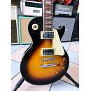 Tokai TOK-UALS62F BS brown sunburst les paul style