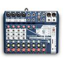 SOUNDCRAFT NOTEPAD 12FX MIXER ANALOGICO USB 12 CANALI, 4 MIC INPUT, ALIMENTAZION