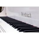 Weisbach 118JS - bianco - pianoforte acustico verticale