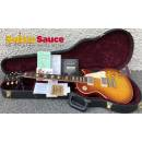 Gibson Custom Shop Les Paul R9 Figured Cherry Sunburst 2009 Used Very Good Condition