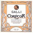 Galli rc300 cordcor SET CORDE PER CONTRABBASSO