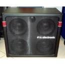 TC Electronic - K-410 - Cassa per basso 600 watt - 8 Ohm - Usata