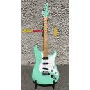 Pensa MK80 Surf Green Mark Knopfler 2004 Very Rare Guitar Used