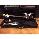 Fender FSR JAZZ BASS BLACK AMERICAN DELUXE