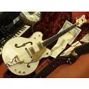 chitarra semiacustica gretsch white falcon reissue g6136dc