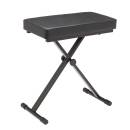 Soundsation Kb-400 - Panchetta Per Tastiera Extra Large Con Sistema Di Regolazione Rapido E Seduta I