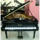 CLEMENT PIANOFORTE A CODA 186 NERO + PANCHETTA