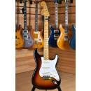 Fender Mexico Jimi Hendrix Stratocaster Maple Fingerboard 3 Tone Sunburst