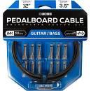 BOSS BCK12 SOLDERLESS PEDALBOARD CABLE KIT