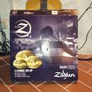 Set di 4 piatti Zildjian Planet Z mod. PLZ4PK