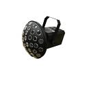 Extreme MUSHROOM 4 QUAD 3 EFFETTO LUCE LED 4 LEDS CONTROLLO DMX