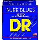 DR STRINGS PB5-130 PURE BLUES 45-130 MUTA PER BASSO 5 CORDE  SPEDITO GRATIS!
