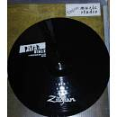 "Zildjian Pitch Black Hi hat Mastersound 15"" Spedizione Inclusa"