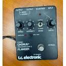 TC Electronic Chorus Flanger  anni 80