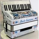 Paolo Soprani SUPER PAOLO 41/120/4 MUSETTE NUOVO ACCORDION FISARMONICHE Fisarmonica GARANZIA 5 ANNI