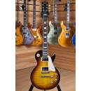 Gibson Custom Historic Collection Les Paul 1960 High Gloss Faded Tobacco ( 2009 )