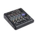 Soundsation Youmix-202 Media - Mixer Professionale 6-canali Con Lettore Mp3, Connessione Bt E Multie