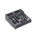 Soundsation Miomix 202ufx - Mixer Audio Professionale Con Multieffetto Digitale E Interfaccia Audio