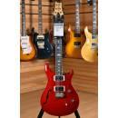 PRS Paul Reed Smith CE 24 Semi-Hollow Pattern Thin Ebony Fingerboard 85/15 Scarlet Red
