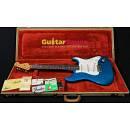 Fender Fullerton Stratocaster Lake Placid Blue 1983 Used Rare Color
