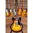 Gibson Custom 1960 Slim Neck ES-335 V.O.S. Antique Vintage Sunburst
