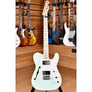 Fender Special Edition '72 Telecaster Thinline Maple Fingerboard Surf Green