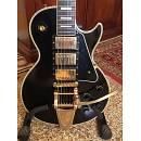Gibson Les Paul Custom Pre Historic Black Beauty Bigsby ex Greg Lake