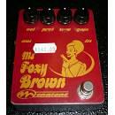 Menatone - Ms. Foxy Brown - Overdrive - Prima Serie
