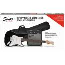 Squier (by Fender) Stratocaster Pack 10G Black