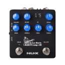 Nux Nbp-5 - Bass Preamp + Di Stompbox A Pedale