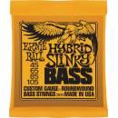 Ernie Ball - 2833 - Hybrid Slinky Bass 45 - 105