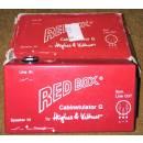 Hughes & Kettner RED BOX Speaker Simulator G. usato. spedito gratis