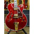 Gibson L-5 CES Custom Shop Hollow-Body Electric Guitar, Wine Red L5