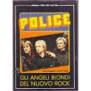 Police gli angeli biondi del nuovo rock Forte editore     1984