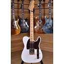 Fender Limited Edition Telecaster Select Lightweight Ash Body Maple Fingerboard White Blonde with Ha