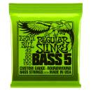 Ernie Ball - 2836 Nickel Wound 5 corde Regular Slinky 45-130 spedizione inclusa