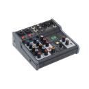 Soundsation Miomix 204fx - Mixer Audio Professionale 6-canali Con Multi-effetto Digitale A 24-bit